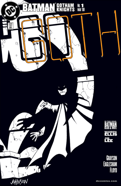 Batman Gotham Knights 1