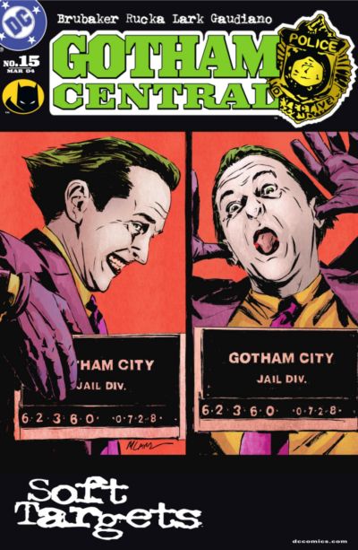 Gotham Central 15