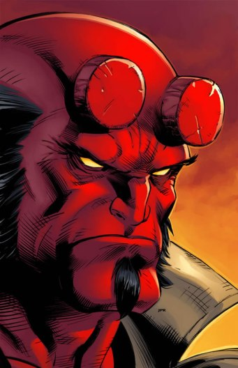Hellboy_color_by_JPR04