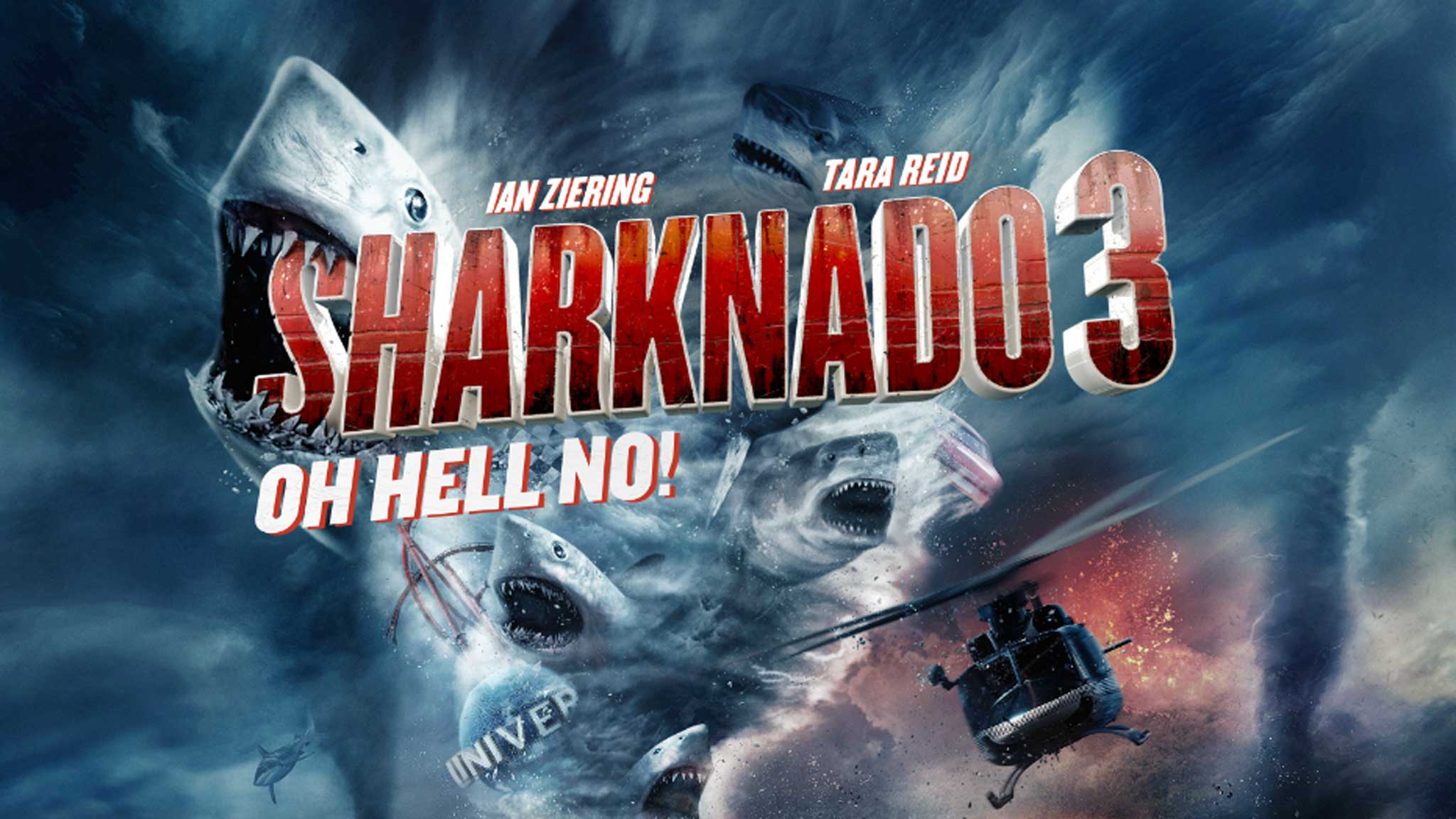 Sharknado Characters In Guests Of The Nation