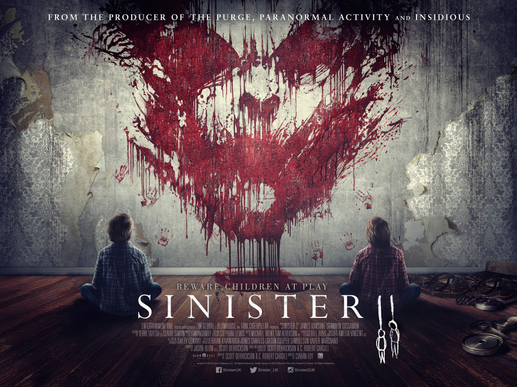 FILM REVIEW – 'SINISTER 2' (2015) | Nerd Nation Magazine
