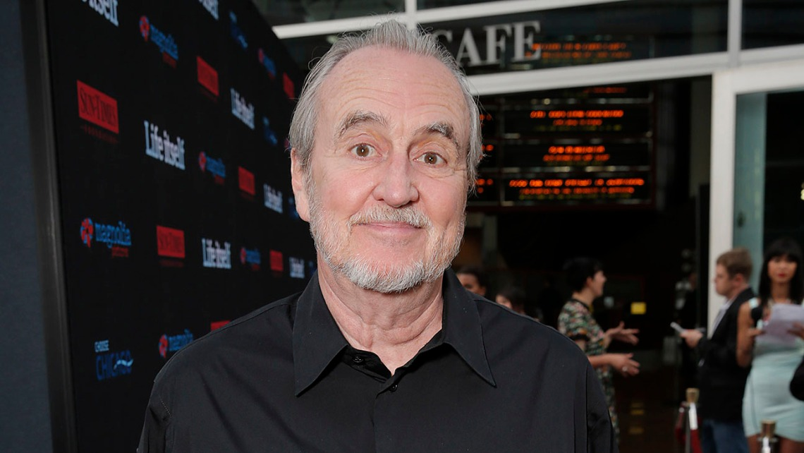 """Wes Craven attends Magnolia Pictures' Los Angeles Premiere of """"Life Itself"""" at the ArcLight Hollywood on Thursday, June 26, 2014 in Hollywood, California. (Photo by Todd Williamson/Invision for Magnolia/AP Images)"""