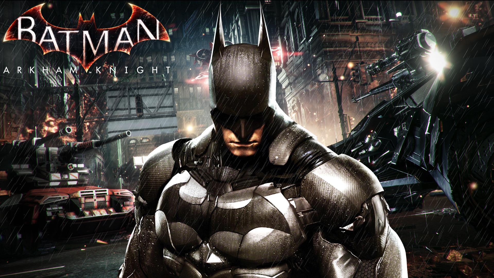 GamerZone Batman Arkham Knight PS4 XB1 PC REVIEW