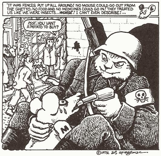 Art_Spiegelman_-_Maus_(1972)_page_1_panel_3
