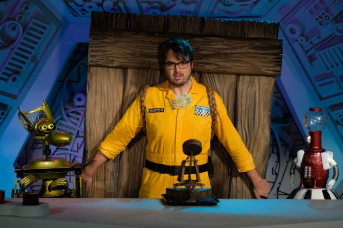 MST3K,  Photo by Darren Michaels, SMPSP