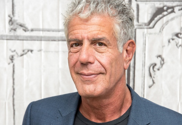 "The Build Series Presents Anthony Bourdain Discussing The Online Film Series ""Raw Craft"""