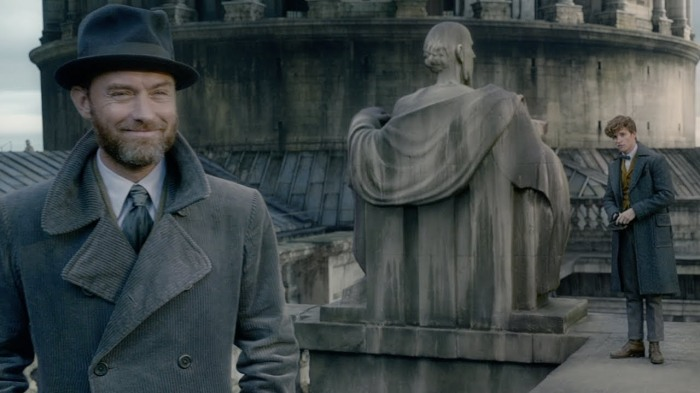 FILM REVIEW – 'FANTASTIC BEASTS: THE CRIMES OF GRINDELWALD