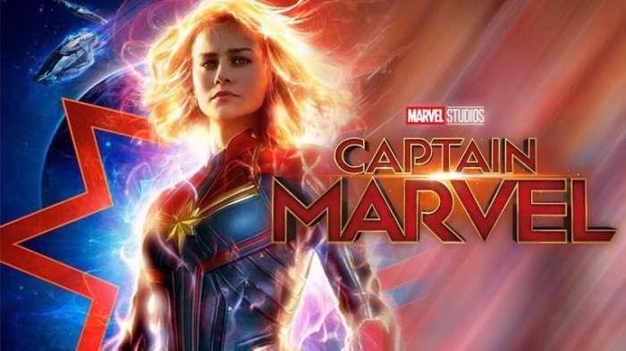 Film Review Captain Marvel 2019 Nerd Nation Magazine