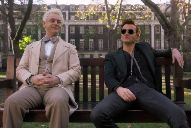 good-omens-aziraphale-crowley-bench